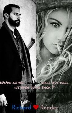 We're going through hell but will we ever come back ?  #wattpad #fanfiction