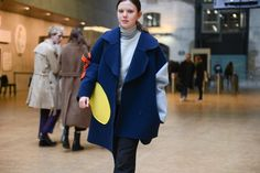 Street Style: Central Saint Martins