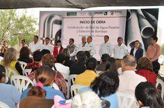 El Secretario de Obras Públicas del Estado, Manuel Rodríguez Morales, expresó el interés del Gobierno del Estado por traer este tipo de obras por todo Reynosa.