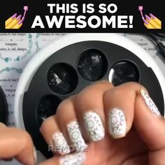 💅Hate the process of removing your nail polish? Remove acrylic, gel, glue, etc in minutes with this Acrylic Nail Steam Remover! Remove Shellac Polish, Shellac Nail Art, Manicure Y Pedicure, Shellac Nails, Gel Nail Polish, Take Off Acrylic Nails, Acrylic Nails At Home, Acrylic Gel, Gel Nail Removal