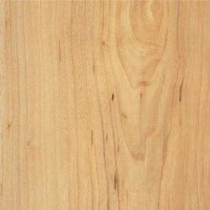 TrafficMaster Blonde Maple 6 in. W x 36 in. L Luxury Vinyl Plank Flooring (24 sq. ft. / case).