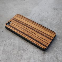 zebrawood iphone case | [art]sn