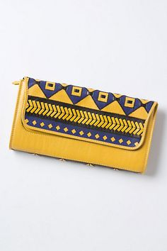 Nyambi Clutch #anthropologie ($80)