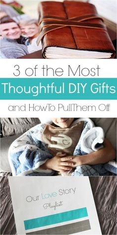 3 of the most thoughtful DIY gift ideas and how to pull them off. Give these fun personalized DIY gifts this holiday season. Diy Projects For Adults, Holiday Crafts, Christmas Gifts, Diy And Crafts, Crafts For Kids, Country Christmas, Holidays And Events, St Patricks Day, Diy Gifts