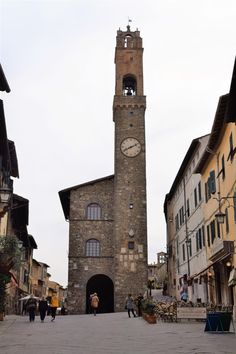 Montalcino | Discovering the Beautiful Hill Town and Famous Wine - Our Italian Journey
