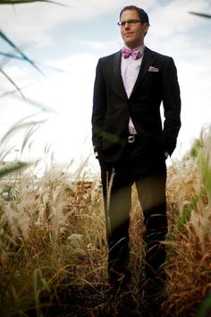 Country groom Love this look!