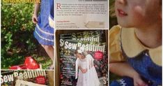 Little did I know when I was commissioned by Sew Beautiful Magazine to create a garment using Rick Rack for the Back to School Issue, that i...