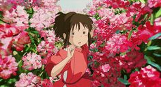 «La vida es extraña, tan sólo una fantasía de la que se aprovechan los humanos». El viaje de Chihiro (Hayao Miyazaki)
