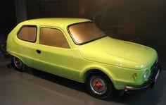 "OG | Trabant-Wartburg P760 ""Hangebauchschwein"" | Mock-up from 1970"