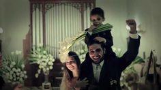"""Assista ao videoclipe de """"Pra Sonhar"""", feito de forma colaborativa, com cenas de casamentos reais enviadas por casais do Brasil todo. Obrigado Vanessa e Hugo..."""