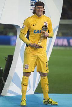 Sport Club Corinthians Paulista - The Goalkeepers' Day: Cássio
