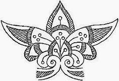 Tarsolylemez minták - Gaston Gaal - Picasa Webalbumok Alien Concept, Sanya, Hobbit, Zentangle, Folk Art, Vectors, Flowers, Fonts, Leather
