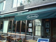 Sarabeth's Restaurant in New York, NY - The line is ginormous but the food is magical. If you're a small party, go for a seat outside. Waitline is half as long