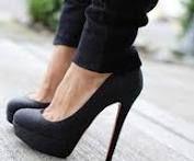Love me some heels:)