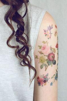 boho indie tattoo