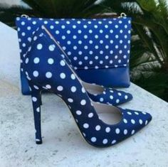 Another beautiful addition! Hot Shoes, Crazy Shoes, Blue Shoes, Me Too Shoes, Shoes Heels, Pumps, Stilettos, Heeled Boots, Shoe Boots