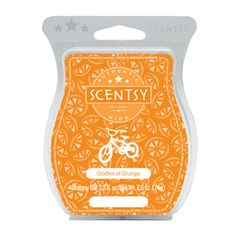 Oodles of Orange Scentsy Bar Kids will love this sweet, citrusy scent punched up by fresh pineapple, crisp papaya, mango blossom and ripe bunches of tropical berries. Yum!