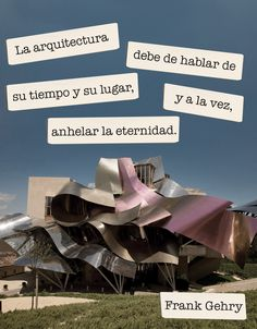 #FrankGehry #Arquitectura
