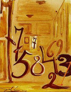 [ D ] Salvador Dali - After Las Meninas (1960) | Flickr - Photo Sharing!