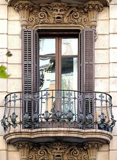 Barcelona - Provença 268 b 1 by Arnim Schulz, via Flickr