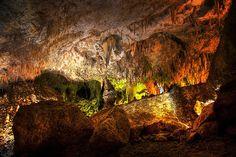 Carlsbad Caverns, Texas