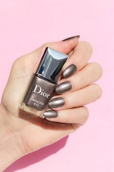 Dior Metallics Fall 2017: Review & Swatches