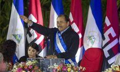 Asume Daniel Ortega su cuarto mandato en Nicaragua - http://www.notimundo.com.mx/mundo/daniel-ortega-cuarto-mandato-nicaragua/