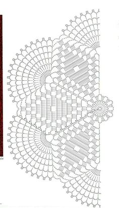 doily chart diamonds
