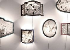 Design Envy · Lampshades: Virassamy for Servomuto
