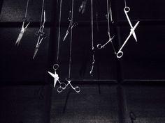 Scissors of Damocles