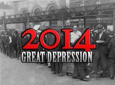 STOCK BUBBLE: A Decade Long Depression Looms | AMTV 2014®