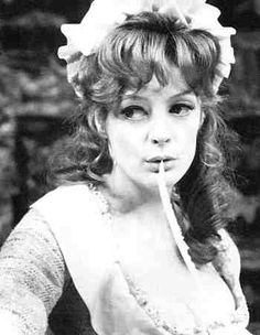 lovely maggie smith