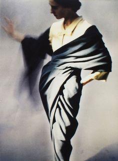 Draping  |  Javier Vallhonrat - For Sybilla, 1988