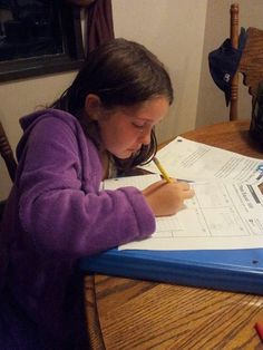 This is Savannah. This is a 3rd grader at 10 o'clock on a Wednesday night literally crying over her homework. This is a child hungry for knowledge – a child who loves to learn. This is a child with a broken spirit. I didn't have to take several pictures to capture one that happened to include a tear, because the tears were pouring down her face. This is a very smart kid in the midst of feeling like a failure. Read more...