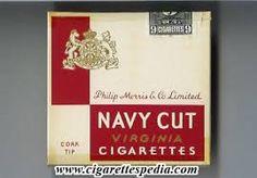 Navy Cut Cigarettes Cigar Smoking, Pipes, Memories, Navy, Shop, Vintage, Cigars, Branding, Memoirs