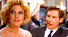 """I have a head for business, and a bod for sin.""  Melanie Griffith as Tess in  ""Working Girl""."