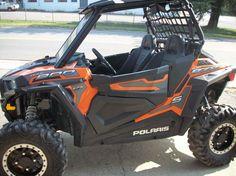 New 2016 Polaris RZR® S 900 EPS ATVs For Sale in North Carolina.