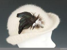 DigitaltMuseum - Hatt Winter Hats, Beanie, Fashion, Moda, La Mode, Fasion, Beanies, Fashion Models, Trendy Fashion