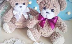A great amigurumi bear crochet pattern is waiting for you in the beautiful amigurumi toy models. Amigurumi little bear free crochet pattern. Crochet Teddy Bear Pattern, Plush Pattern, Crochet Bunny, Crochet Patterns Amigurumi, Crochet Dolls, Free Crochet, Free Pattern, Tiny Teddies, Stuffed Animal Patterns