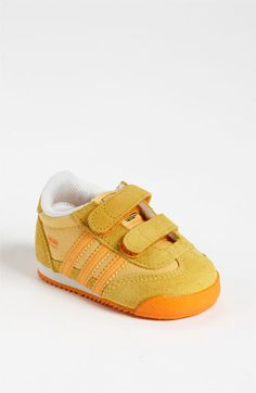 adidas 'Dragon' Sneaker (Baby, Walker & Toddler) available at Nordstrom