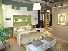 cuisine salle manger esprit scandinave carreaux de ciments en cr dence grande horloge. Black Bedroom Furniture Sets. Home Design Ideas