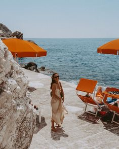 Italy Outfits, Italian Summer, Collage Vintage, Vacation Style, Amalfi Coast, Outdoor Furniture, Outdoor Decor, Sun Lounger, Beach Mat