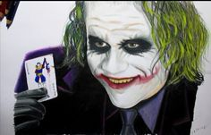 Joker Art <3