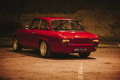 Alfa Romeo Giulia 1600 Sprint GT -