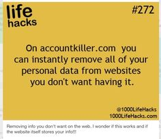 Improve your life one hack at a time. 1000 Life Hacks, DIYs, tips, tricks and More. Start living life to the fullest! Hack My Life, Simple Life Hacks, Useful Life Hacks, Life Hacks Websites, Awesome Life Hacks, 25 Life Hacks, Life Tips, Recherche Internet, 1000 Lifehacks