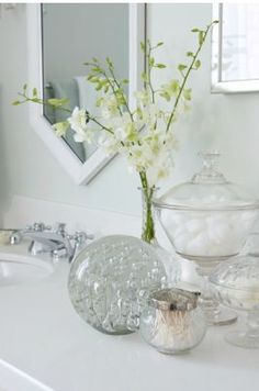 1000 Ideas About Bathroom Counter Decor On Pinterest Bathroom Suburban Ho