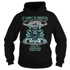 I Own It Forever The Title Quality Assurance Director T-Shirt, Hoodie Quality Assurance Director