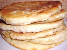 Постные лепешки - ингредиенты, рецепт приготовления с фото