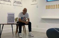 Dos artistas critican el culto a las armas en GBG Arts Miami Miami, Guns, Barrero, Gun Control, Interactive Art, The Cult, Vanishing Point, Art Fair, Exhibitions