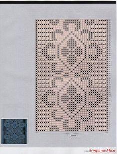 Pattern 1 for filet crochet top Filet Crochet, Crochet Motif, Crochet Doilies, Crochet Flower Patterns, Crochet Stitches Patterns, Crochet Flowers, Stitch Patterns, Crochet Placemats, Crochet Table Runner